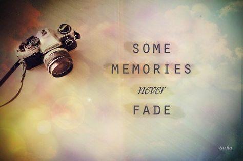 memories (Sarah my sister and our memories )