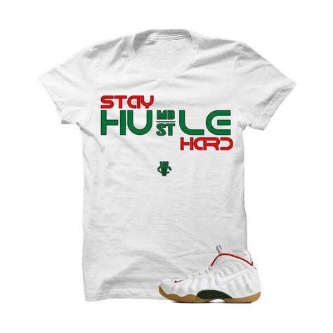 bfc4e5d3351 Stay Humble Hustle Hard White Gucci White T Shirt