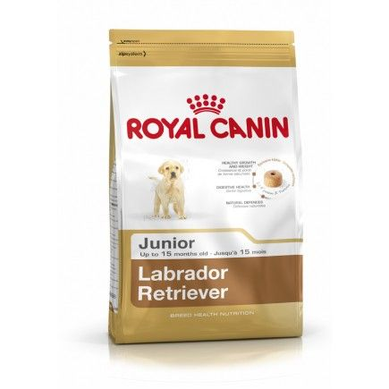 Royal Canin Labrador Retriever Junior Dog Food 12kg Royal Canin