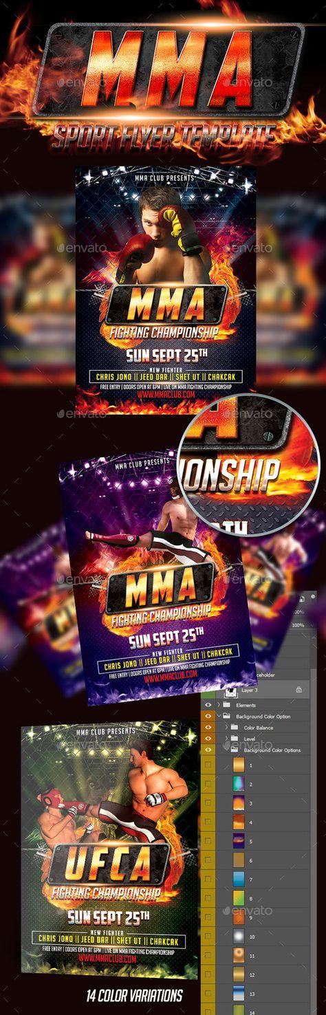 UFC 143 Poster Diaz VS Condit UFC 210 flyer Pinterest UFC - ufc flyer template