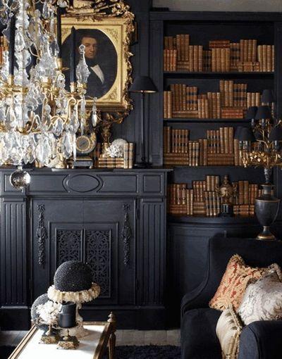 Die besten 25+ Männliche zimmer Ideen auf Pinterest Chesterfield - design mobel eine dunkle gothik einrichtung
