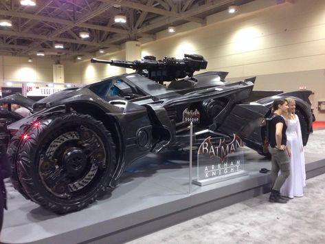 Arkham Knight Batmobile - Late xmas present?? Yes please.