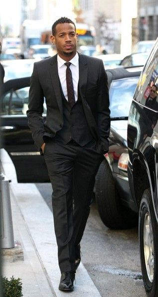 Marlon Wayans out in NYC - 1/10/13