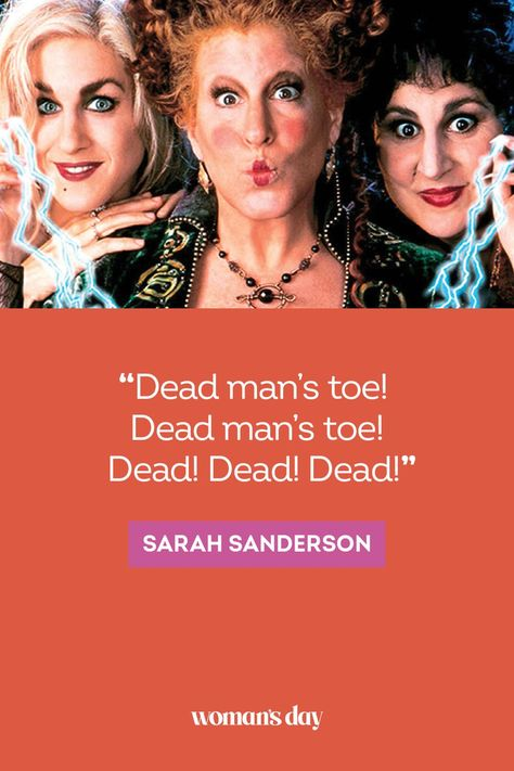 Get Ready for Halloween With These Wonderfully Wicked 'Hocus Pocus' Quotes