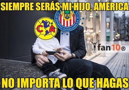 Memes Chivas Vs America 5 Futbol Total Chivas Rayadas Chivas Rayadas De Guadalajara Chivas