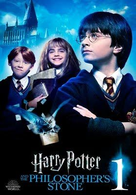 The First Harry Potter Movie Harry Potter Todos Os Filmes Harry Potter Harry Potter Filme