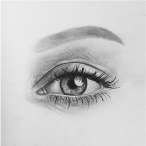 Tutorial – drawing a realistic eye – Vincent van Blog