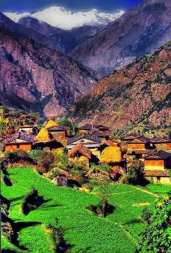 Nepal has always been at the top of my travel bucket list.