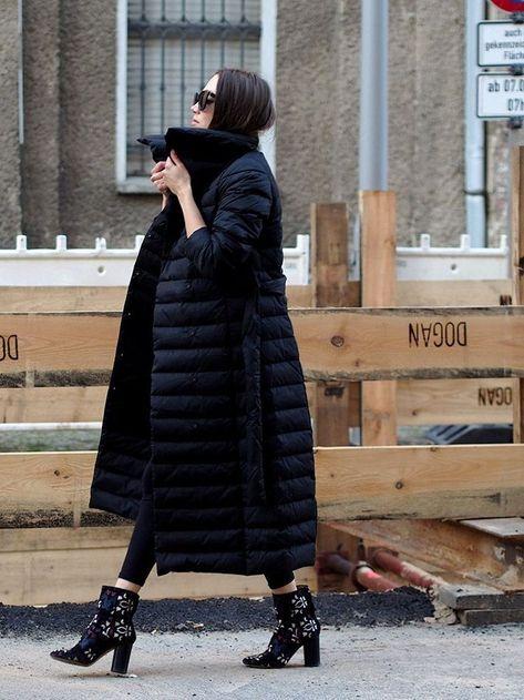 Women's class coat – fall-winter trends - Mode et Beaute
