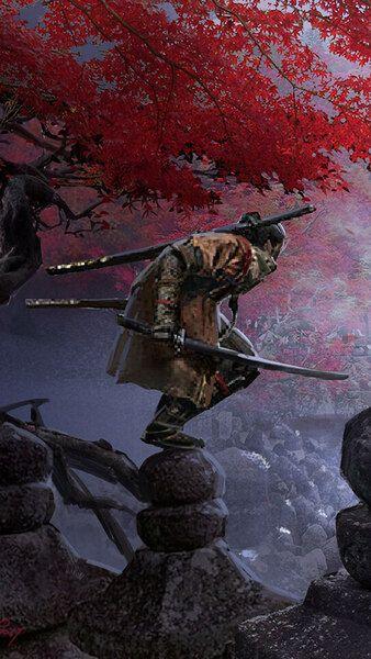 Sekiro Shadows Die Twice 4k Hd Mobile Smartphone And Pc Desktop Laptop Wallpaper 3840x2160 1920x1080 21 Samurai Artwork Samurai Art Wallpaper Backgrounds
