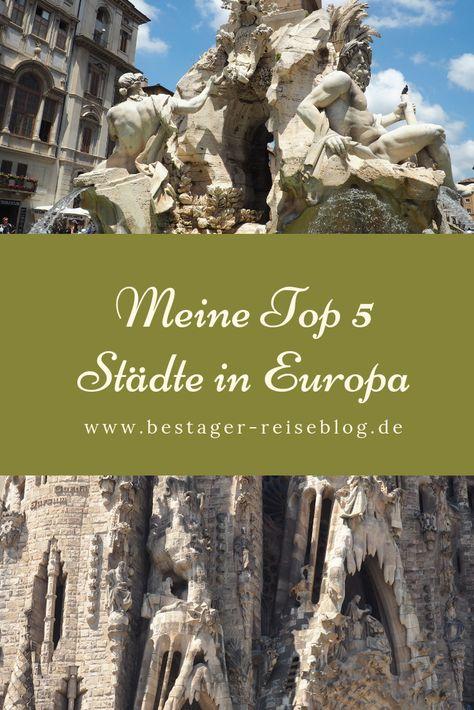 Meine Top 5 Städte in Europa: Stockholm, St. Petersburg