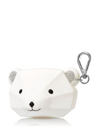 Polar Bear Pocketbac Holder Bath And Body Works Bath And Body