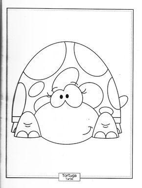 Dibujos Para Colorear Dibujos Tiernos Para Colorear Animalitos Para Colorear