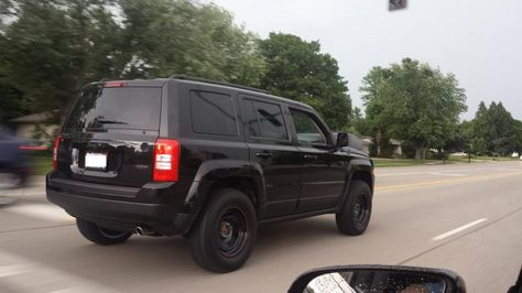 2013 Jeep Patriot Lifted