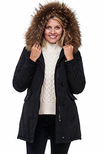 outdoor winterjacke damen xxxl