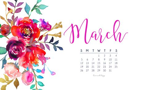 Pin By Sarah Hammond On Misc Calendar Wallpaper Calendar