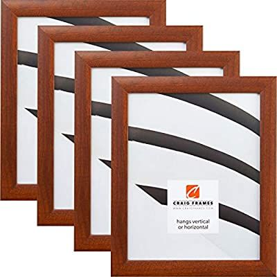 Amazon Com Craig Frames 23247616 24 X 36 Inch Picture Frame Walnut Brown Set Of 4 In 2020 Craig Frames Brown Picture Frames Picture Frames