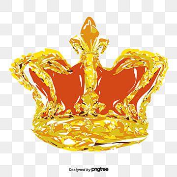 التاج الذهبي زهرة زهرة ذهبي التاج الإمبراطوري Png والمتجهات للتحميل مجانا Flower Clipart Flower Png Images Crown Png