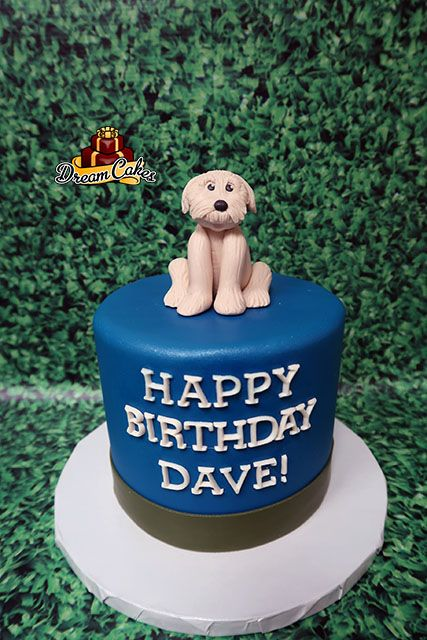Phenomenal Dog Theme Cake By Dream Cakes Chicago Cake Chicago Cake Funny Birthday Cards Online Aeocydamsfinfo