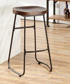 50 Farmhouse Bar Stools Discover The Top Rated Rustic Bar Stools