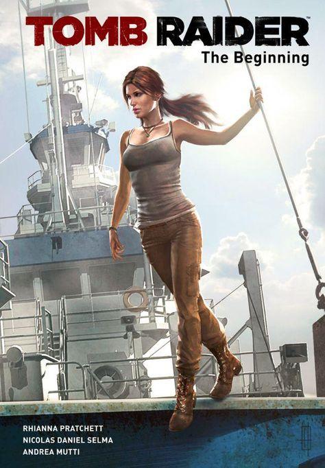 Crystal Dynamics and Dark horse Bring Lara Croft Back To Comics :: Blog :: Dark Horse Comics