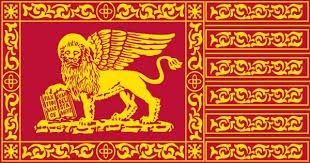 Venetian Lion Flag Google Search In 2020 Peace Flag Republic Of Venice Flag
