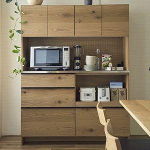 Nipponaire ダイニングボード オウルの写真 インテリア 収納 インテリア 家具 キッチンキャビネット