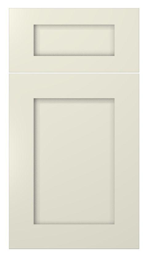 Best Shaker Door Style Painted Antique White Kitchen 400 x 300