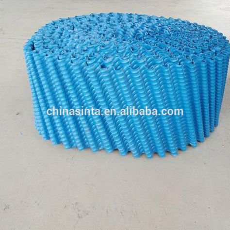 Plastic Fills For Cooling Tower Cooling Tower Cool Stuff Cross