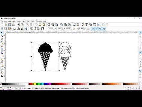 48 Eliminating Overlapping Lines Youtube Adobe Illustrator Tutorials Illustrator Tutorials Silhouette Curio