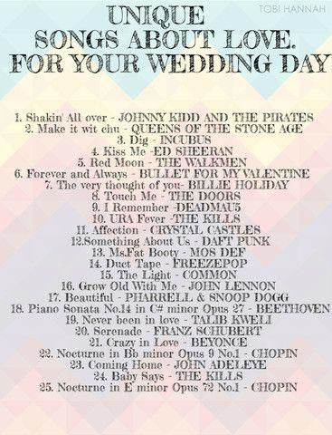 best wedding dance music | deweddingjpg.com