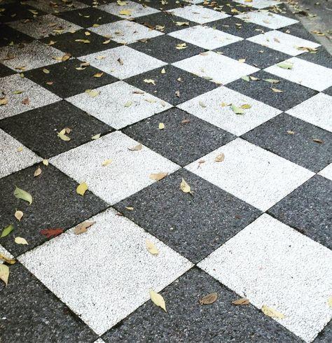 foglie Scacchiera autunnale: facciamo...