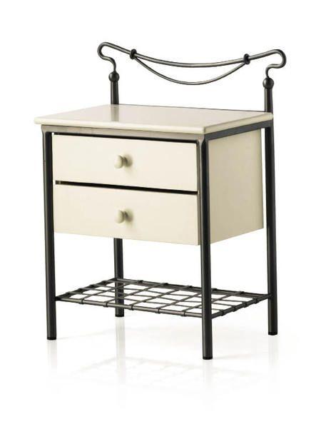 chevets mar en fer forge meuble design
