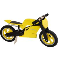 Kiddimoto Superbike - Yellow