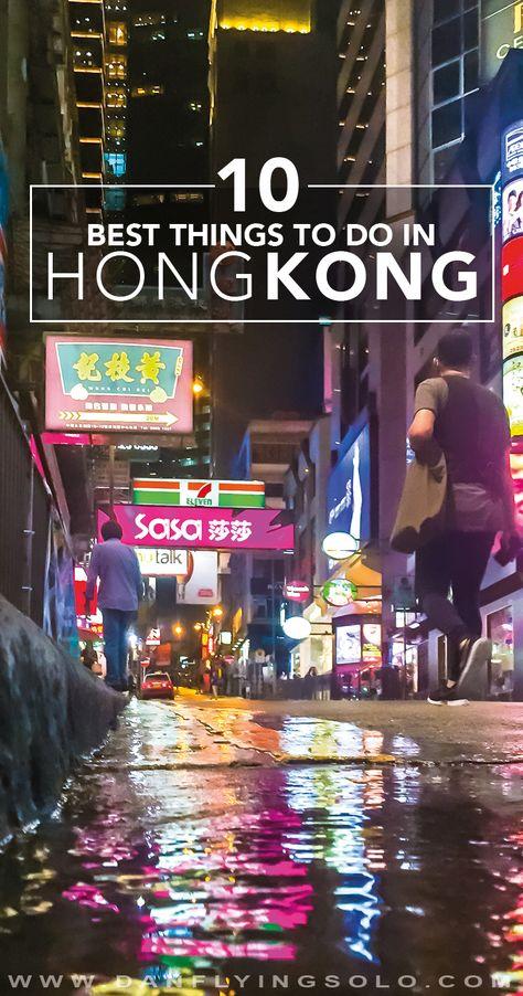 Enjoy Hong Kong on a budget...