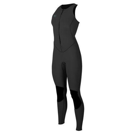 O Neill Women S Reactor 2 1 5mm Sleeveless Full Wetsuit Walmart Com Womens Wetsuit Oneill Womens Wetsuit