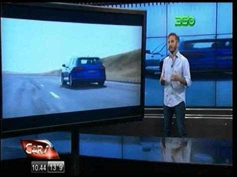 CarsTV Nº 48 | Test drive DS3 Sport Chic | Nuevo Cruze | Ford Mustang | ...