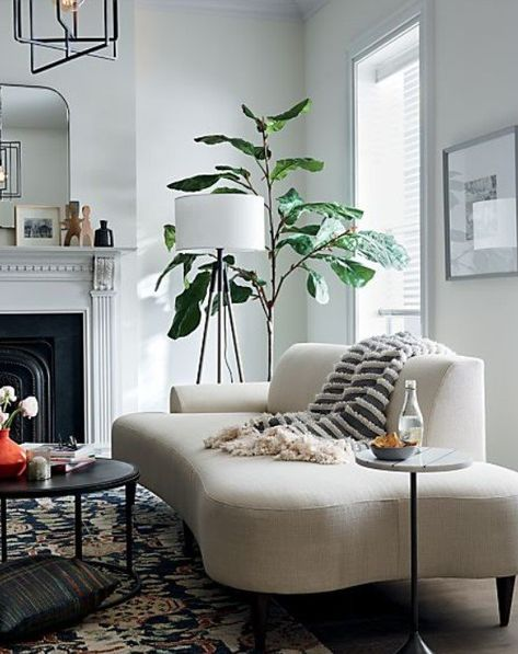living room style crate and barrel
