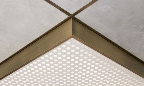 Landream - Mim Design - ceiling detail                                                                                                                                                      More