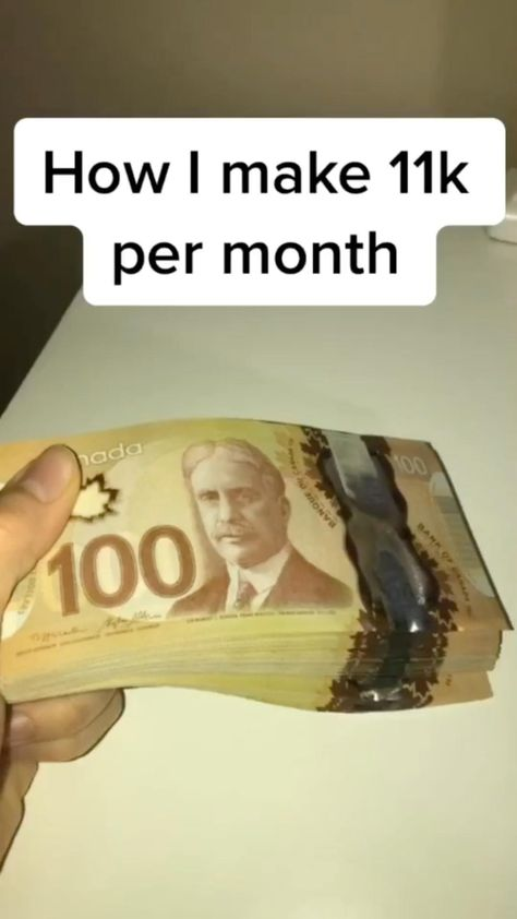 How To Make 11k A Month!💵💰