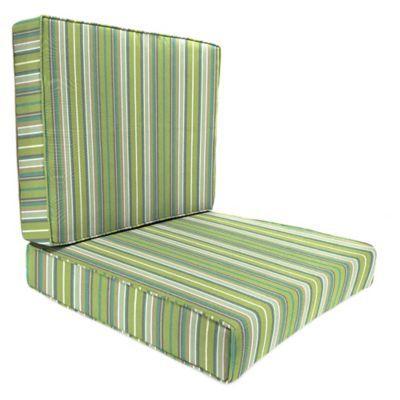 Chair Cushions, Outdoor Canvas Fabric Canada