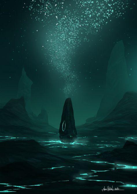 Avatar Objets Symboles etc 090476ec917b091eb6b57f8ebde7f1f3--magic-stone-concept-art-cave-concept-art
