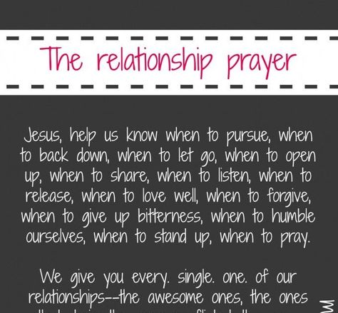 Unsaved boyfriend for praying How to
