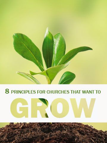Mark Driscoll with 8 Principles for Churches That Want to Grow