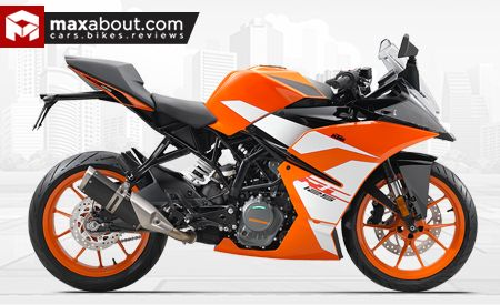Ktm Rc 125 Price In India Is 1 45 000 Expected Check Out