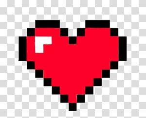 8 Bit Color 8bit Heart Pixel Art Ipsum Transparent Background Png Clipart Red Hearts Art Pixel Art Overlays Transparent Background