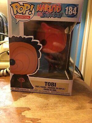 Funko Pop Animation Naruto Shippuden Tobi Vinyl Figure Item #12452