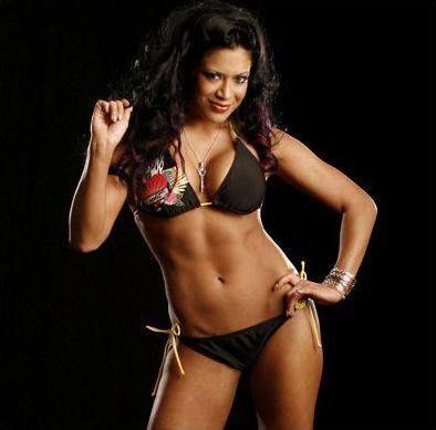 Melina Perez In Bikini