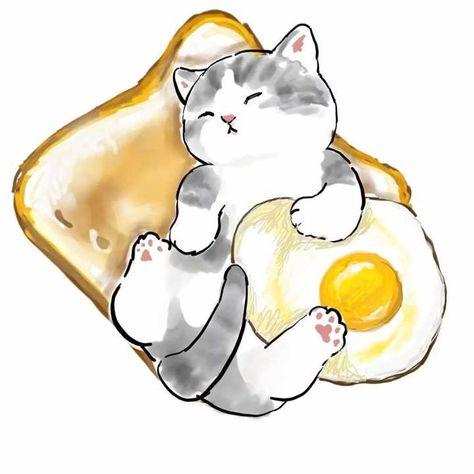 ぢゅの」のアイデア 63 件【2021】 | 猫のイラスト, 猫 絵, 猫 イラスト かわいい