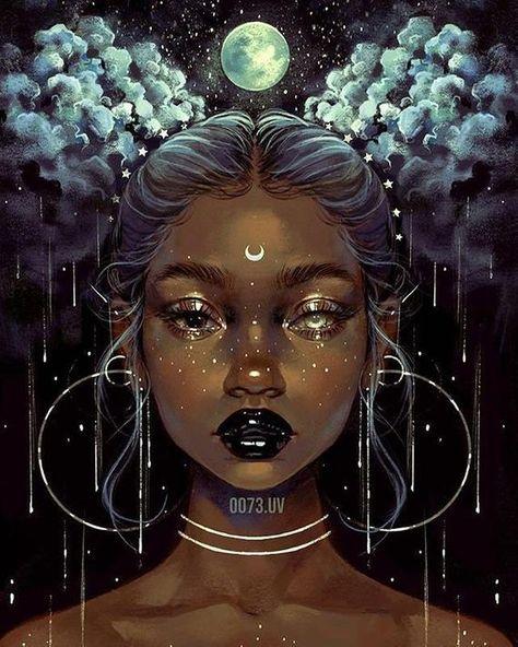 Black Love Art, Black Girl Art, Cartoon Kunst, Cartoon Art, Afrika Tattoos, Bel Art, Black Girl Cartoon, Black Art Pictures, Aesthetic Art